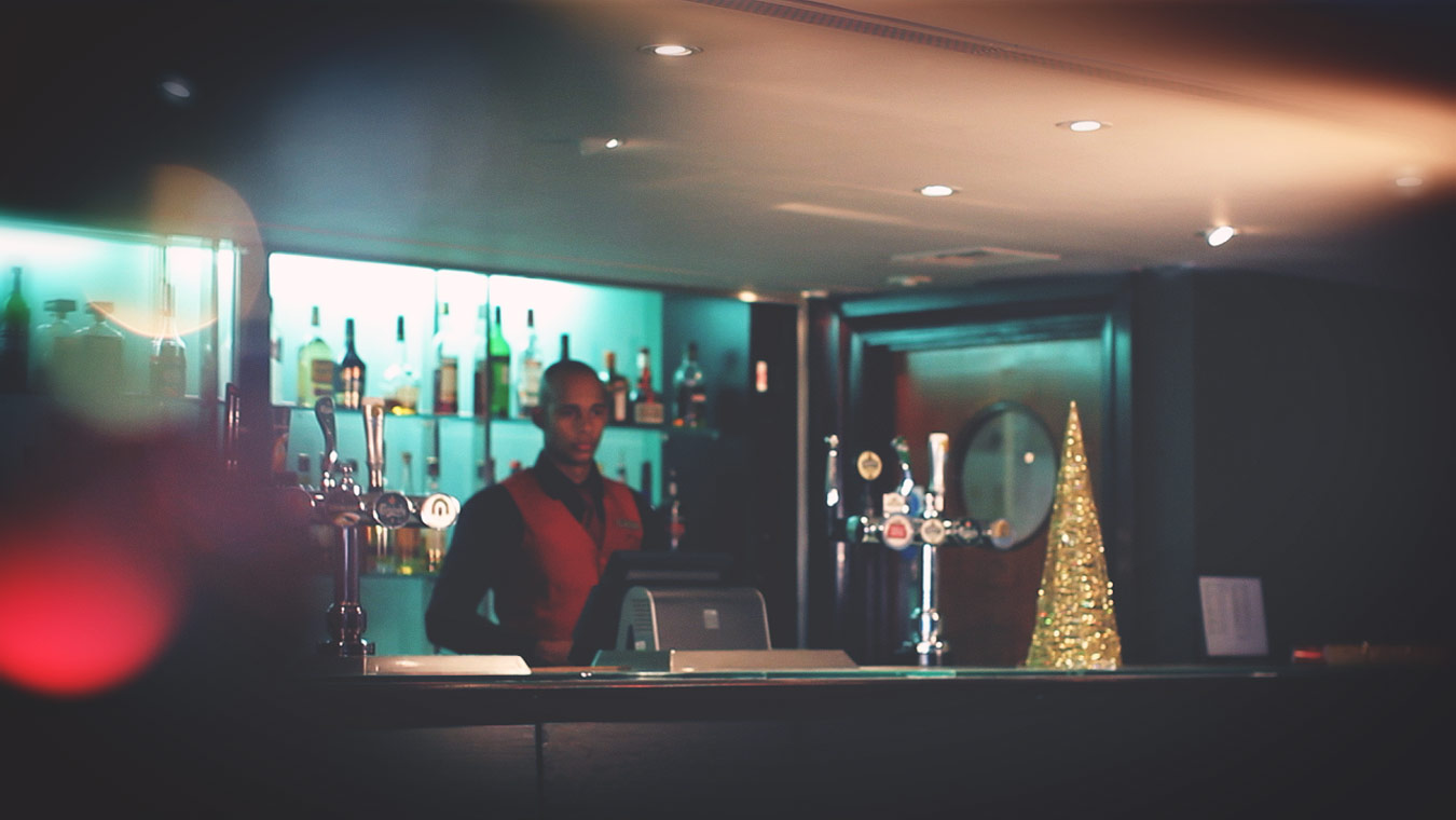 Dragon Hotel Swansea Menu