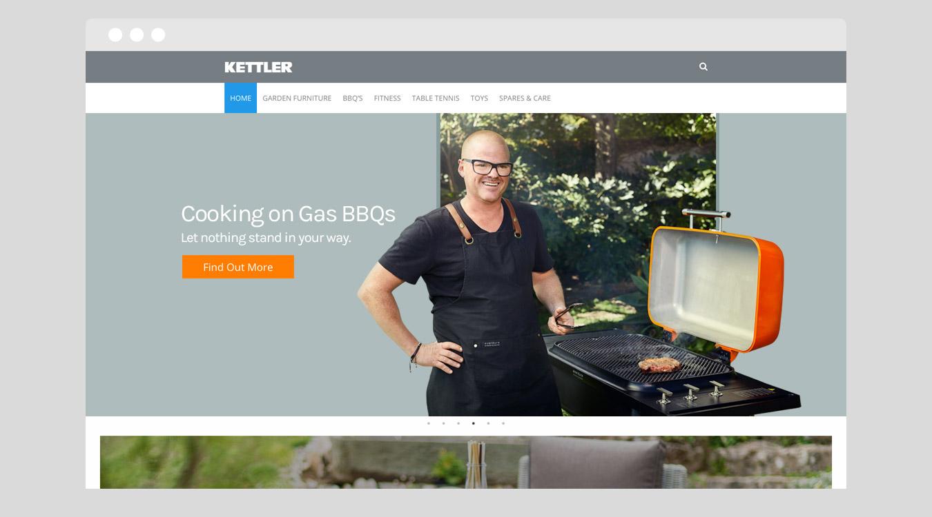 Kettler Web Design