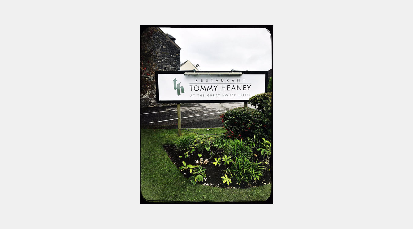 Restaurant Tommy Heaney