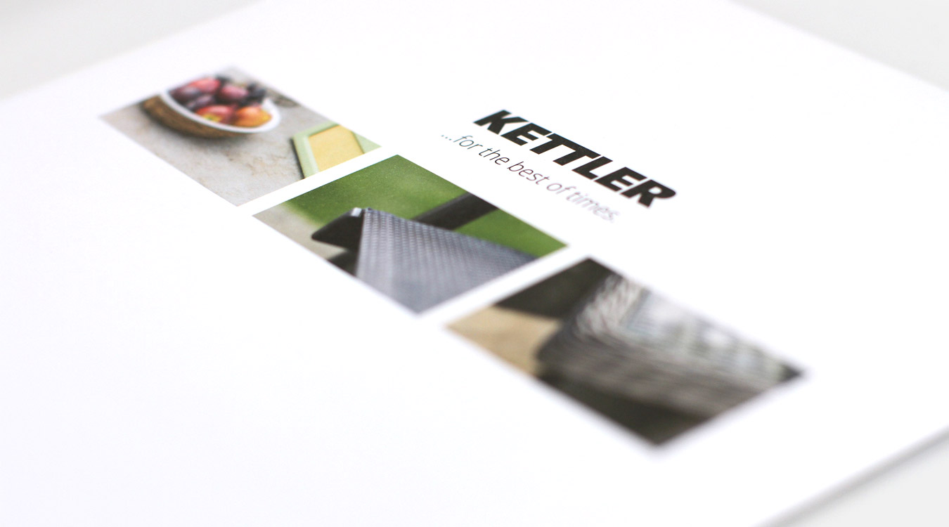 Detail of Kettler's Collection Catalogue