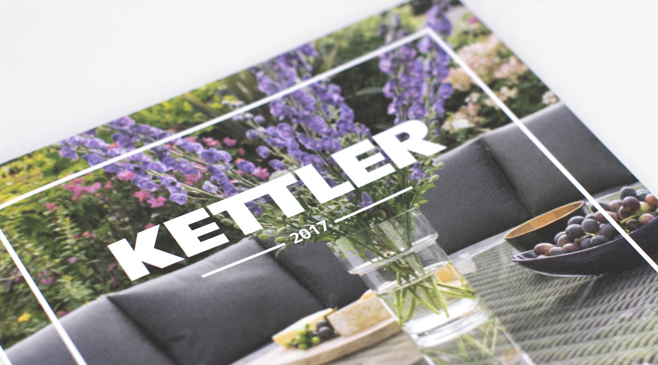 Kettler Collection Catalogue Cover