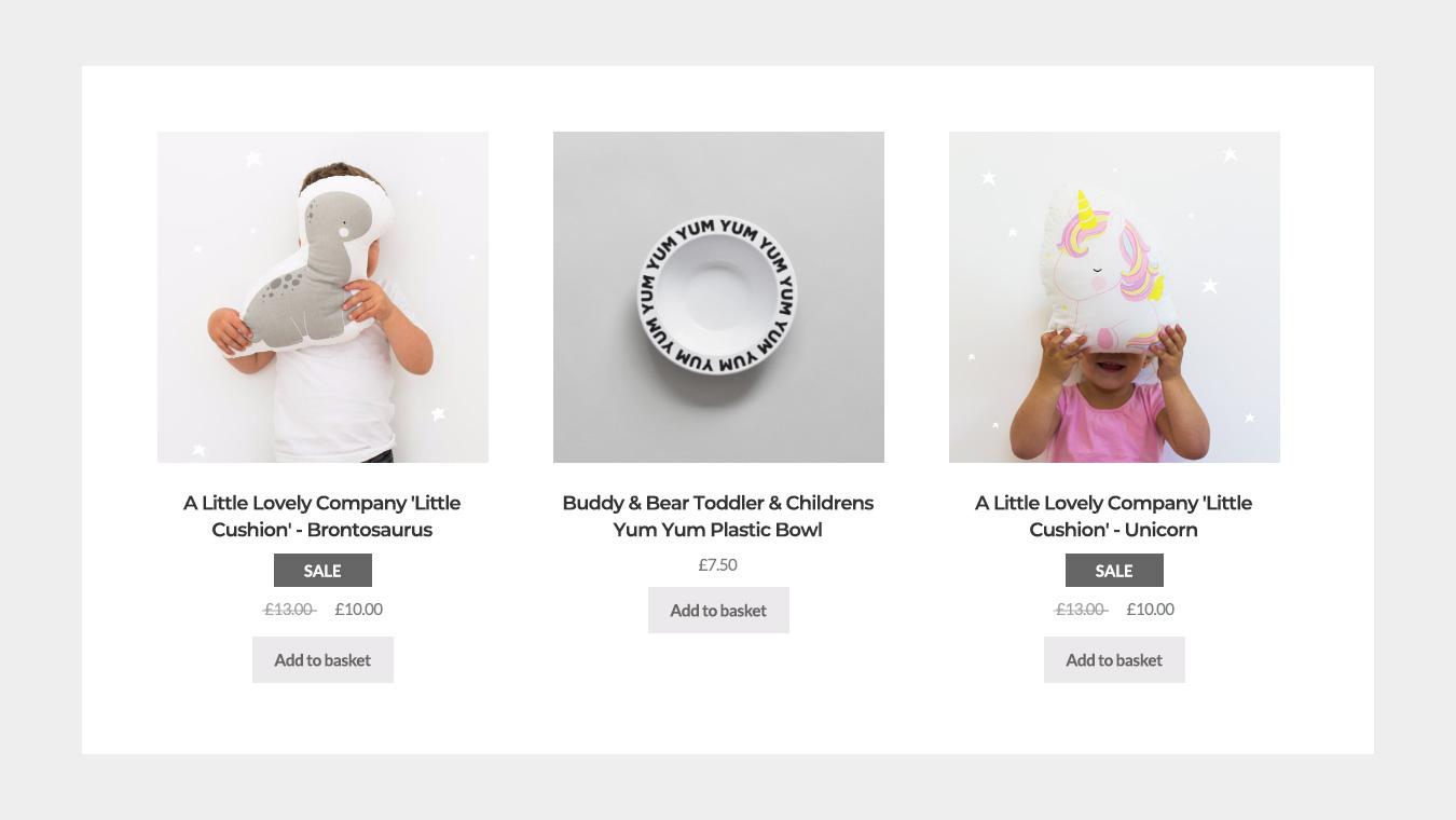 Barney & Beau Website Design and Development